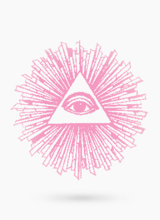 Pinkeye-all-seeing
