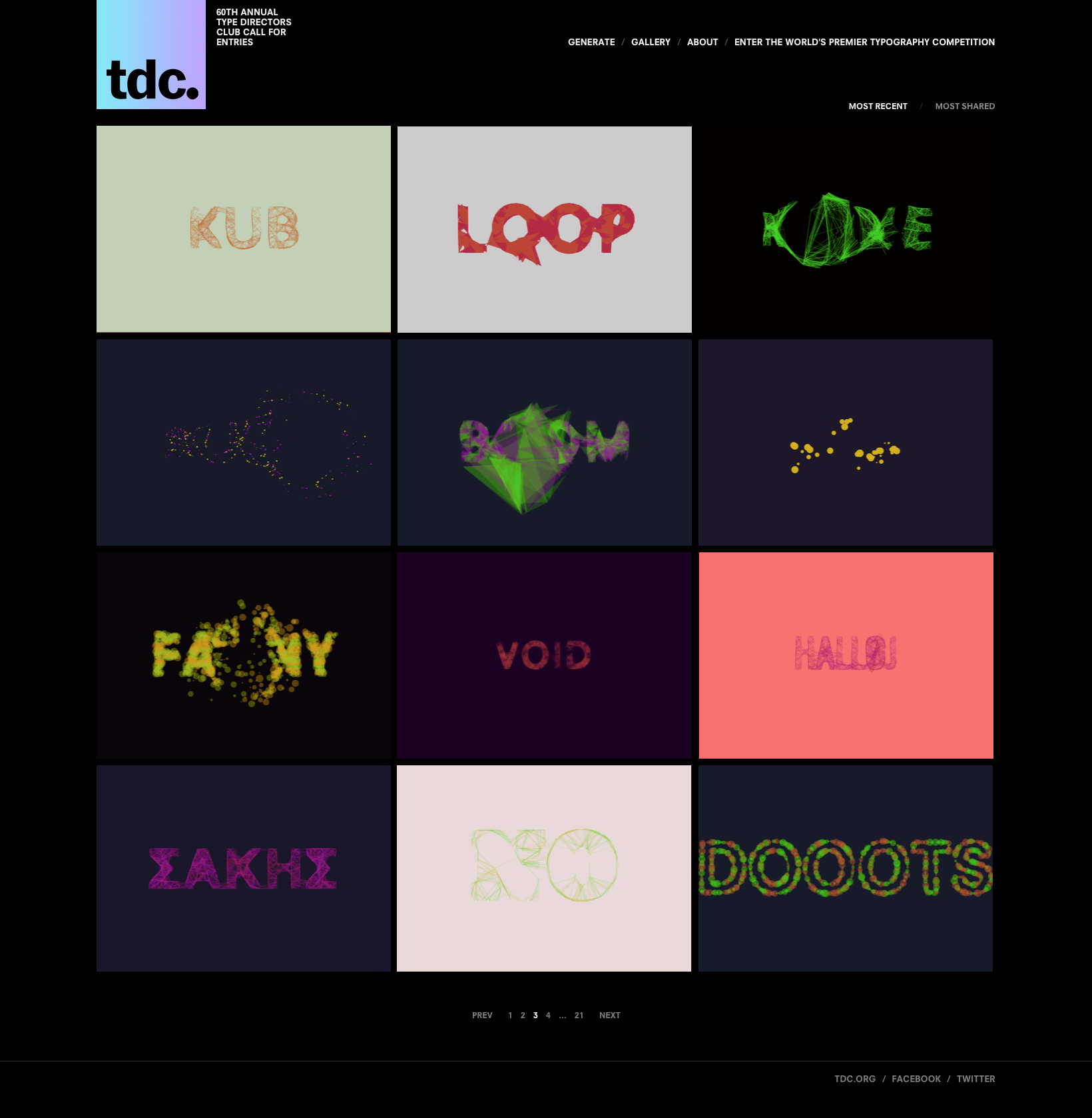 Tdc-gallery